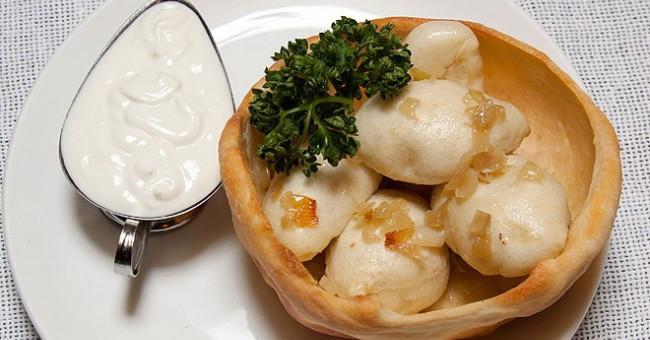 Рецепти українських галушок