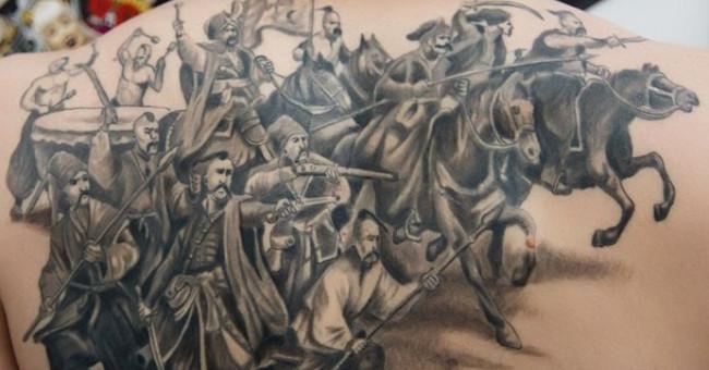 25 власне українських татуювань>