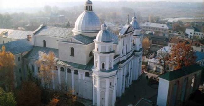 Храм єзуїтів у Луцьку>