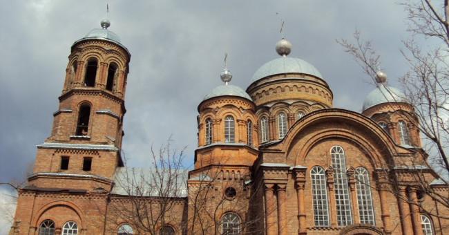 Покровська церква в с. Антонівка – видатна пам'ятка українського козацтва>