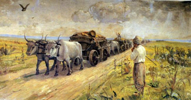 Роль чумачества в развитии Украины>