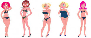 Як вибрати сукню за типом фігури