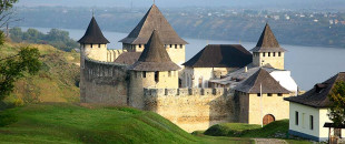Загадки України: замки, палаци, фортеці