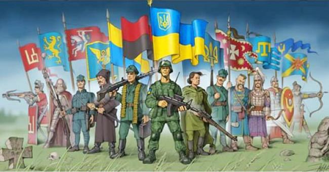 14 жовтня: Покрова, День козацтва і захисника України>
