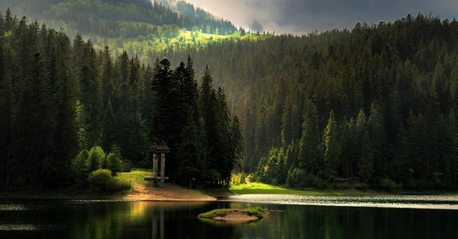 Топ-10 самых прекрасных природных творений Украины
