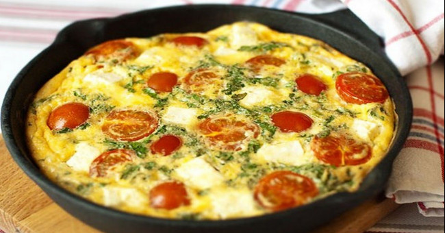 Яйця на сніданок або що швидко та смачно приготувати з яєць>