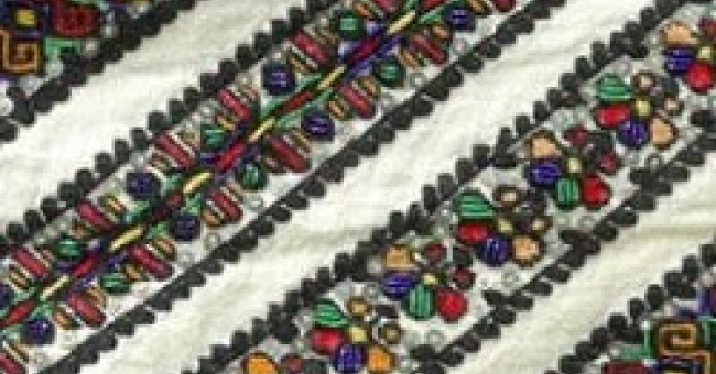 Украина вышиваная: разнообразие вышиванок по регионам