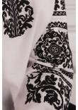 Вишиванка «Олеся» білого кольору
