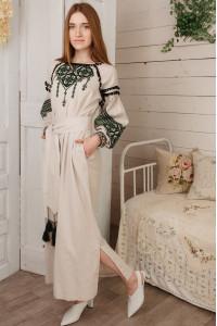 Сукня «Лідія» бежевого кольору
