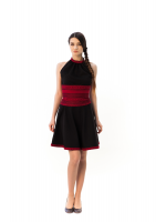 Сукня «Олеся» чорного кольору