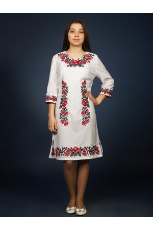 Платье «Цвет розы»
