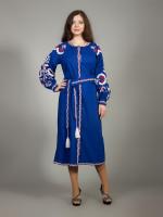 Сукня «Карпатська хвиля»