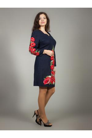 Сукня «Маковий рай»