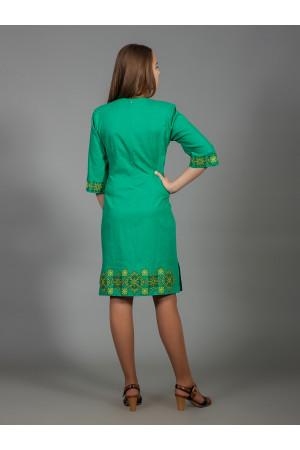 Сукня «Алегро» зеленого кольору