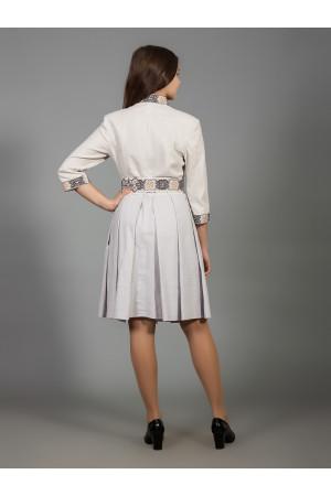 Сукня «Вербена» бежевого кольору