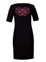 Сукня «Міра» чорного кольору