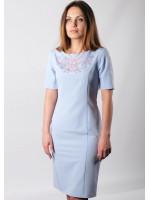 Сукня «Міра» блакитного кольору