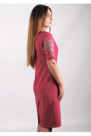 Сукня «Оріана» темно-рожевого кольору