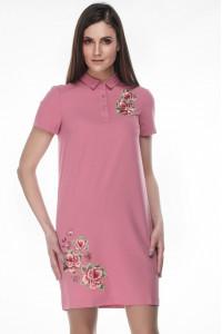 Сукня «Надія» рожевого кольору