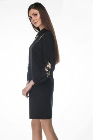 Сукня «Жасмин» чорного кольору