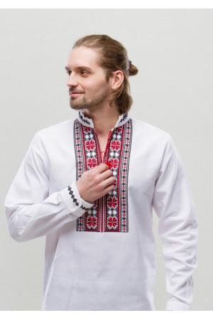 Вишиванка «Орій» з червоно-чорним орнаментом – вишивка хрестиком ... 378000afac05c