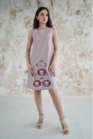 Сукня «Зоряне сяйво» бузкового кольору