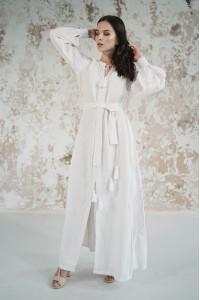 Сукня «Грація» білого кольору