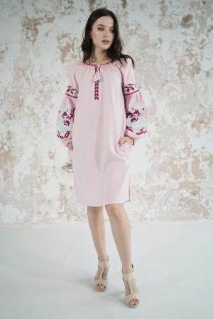 Сукня «Левада» рожевого кольору