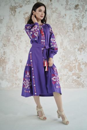 Платье «Врода» фиолетового цвета