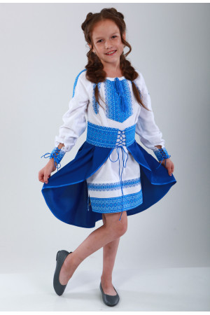 Костюм для дівчинки «Українка»