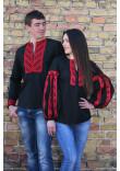 Комплект вишиванок для жінки та чоловіка «Вишита доріжка»