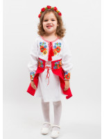 Костюм для дівчинки «Український букет»