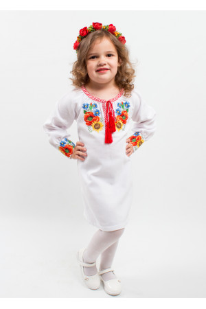 Костюм для девочки «Украинский букет»