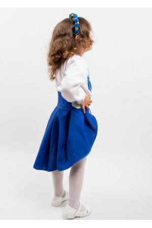 Костюм для дівчинки «Волошкові мрії»