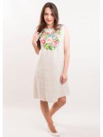 Платье «Звуки лета»