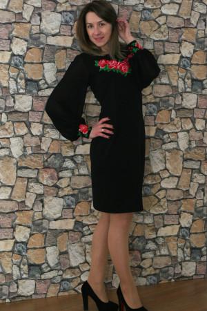 Сукня «Подих троянди»