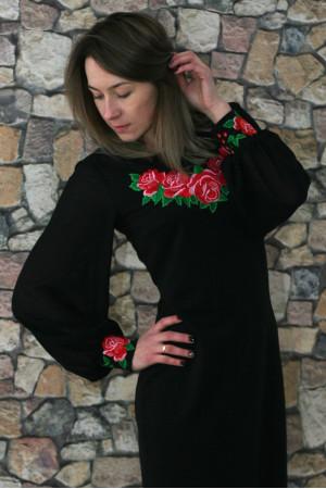 Платье «Дуновение розы»
