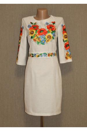 Сукня «Український букет»