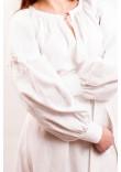 Сукня «Українська традиція» з білою вишивкою