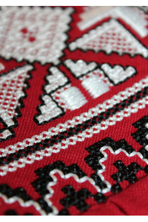 Сукня «Розкіш» червоного кольору