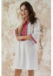 Сукня «Розкіш-2» білого кольору