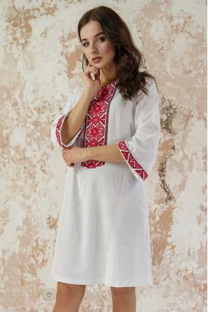 Платье «Роскошь-2» белого цвета