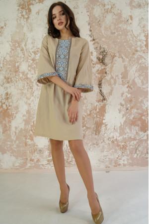 Сукня «Розкіш-2» бежевого кольору
