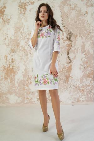 Сукня «Лілея» білого кольору