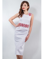 Платье «Мечта» белого цвета