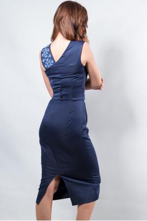 Сукня «Мрія» синього кольору