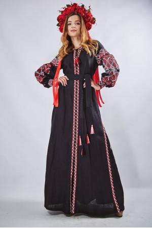 "Сукня ""Фортуна"" чорного кольору"