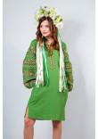 Сукня «Казка» зеленого кольору