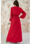 Сукня «Натхнення» червоного кольору