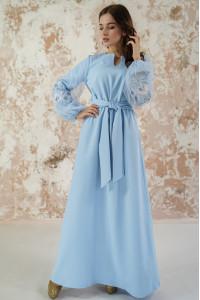 Сукня «Натхнення» блакитного кольору
